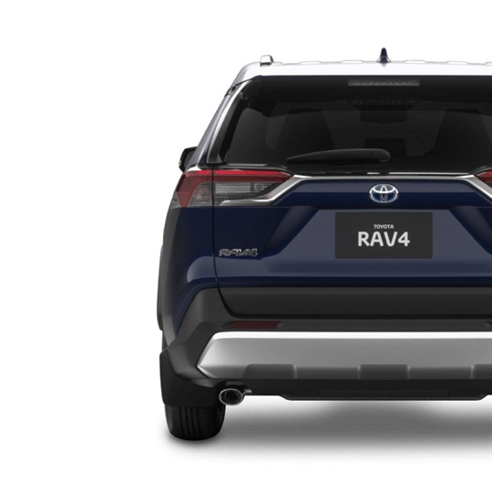 Toyota rav4 - Car of the year